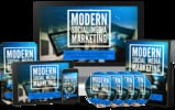 Thumbnail Modern Social Media Marketing Ebook + Video + Audio
