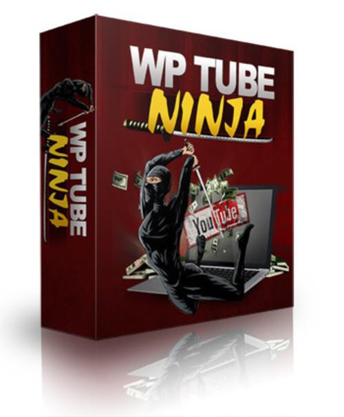 Pay for WP TUBE NINJA THEME and WP TUBE NINJA PLUGIN