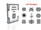 Thumbnail Tribal Tattoo Designs 150 - Resell Rights