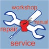 Thumbnail Isuzu 4JG2 engine Workshop Repair Service Manual