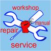 Thumbnail Thomas T 133 Loader Workshop Service Manual