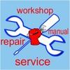 Thumbnail Manitou MC70 Powershift Workshop Service Manual