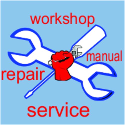 Pay for JCB 214 3CX 1400B Backhoe Loader Repair Service Manual