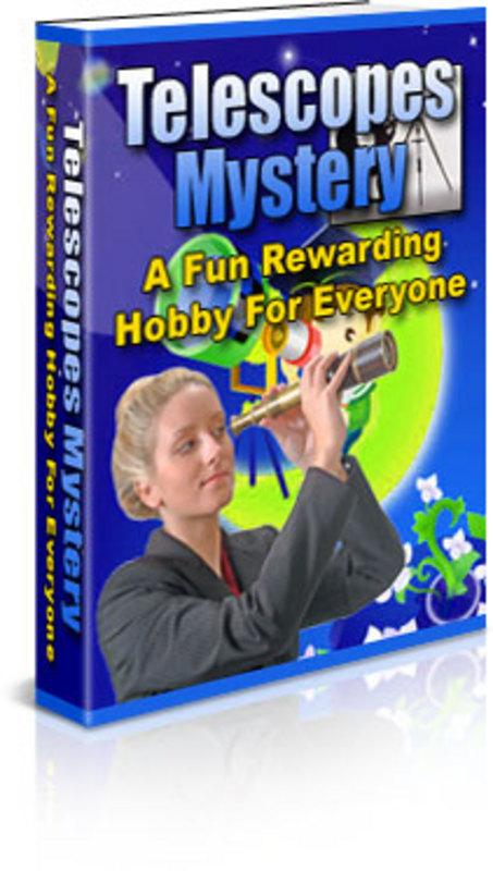 Pay for Telescopes Mystery PLR