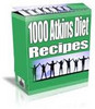 Thumbnail 1000 atkins diet recip