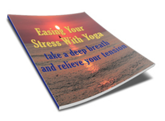 Pay for Easing Your Stress With Yoga MRR