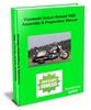 Kawasaki Vulcan 1600 Nomad Assembly & Preparation Manual
