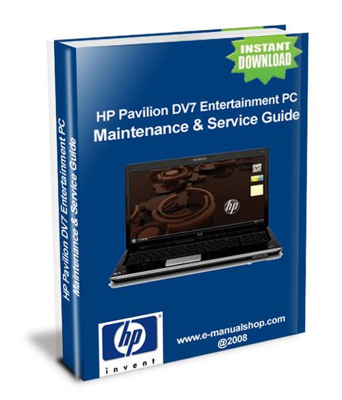hp manuals
