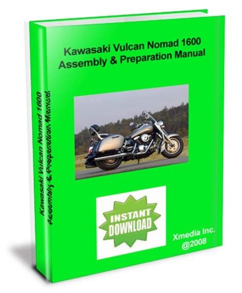 2008 kawasaki vulcan 1600 nomad problems