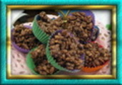 Thumbnail RICE BUBBLE CRACKLES-SQUARES-KRISPIES-YUMMY RECIPES FOR KIDS