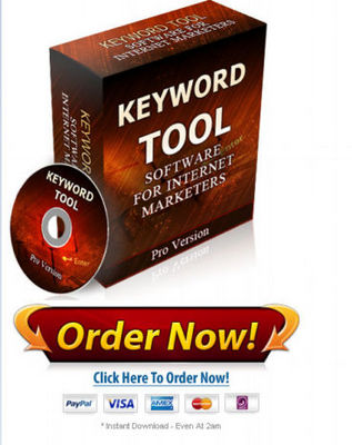 Pay for Keyword Tool User Guide