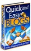 Thumbnail Quick and Easy Blogs  By John Williams
