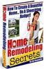 Thumbnail Home Remodeling Secrets