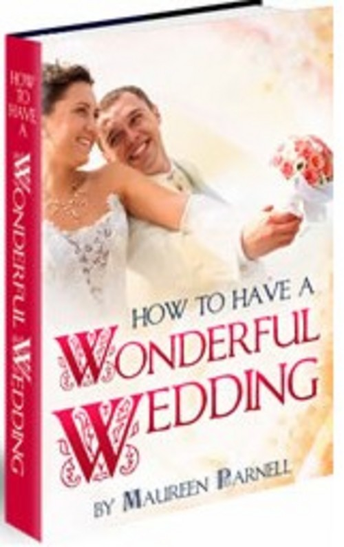 Pay for How To Have A Wonderful Wedding