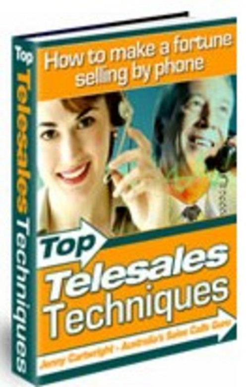 Pay for Top Telesales Techniques