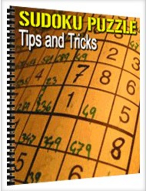 tricks to solve sudoku faster pdf