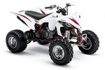 Thumbnail 2004 Yamaha YFZ450 YFZ 450 Service Repair Manual 04