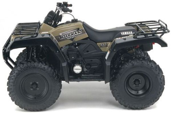 2000 yamaha grizzly 600 service repair manual download manuals a rh tradebit com 2000 yamaha grizzly 600 repair manual free Yamaha Grizzly 600 Parts
