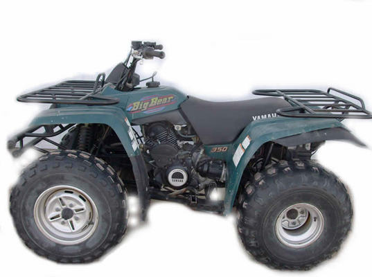 1987 Yamaha Big Bear 350 Service Repair Manual 87 - Download Manual...