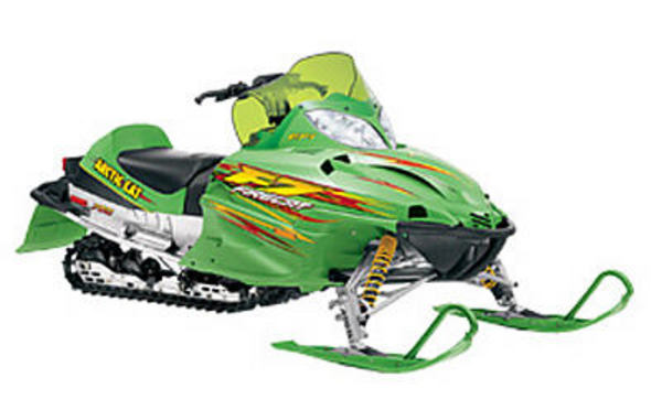 arctic cat snowmobile all 2005 service repair workshop manual
