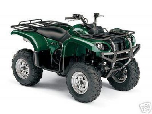 02 06 yamaha grizzly 660 service repair manual pligg for Yamaha grizzly 400