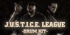 Thumbnail J.U.S.T.I.C.E. League Drum Kit