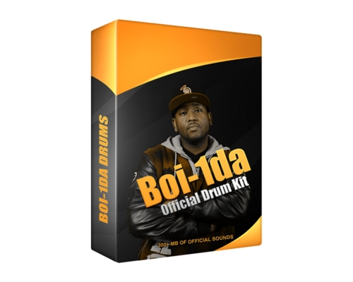 Pay for *ON SALE!* OFFICIAL Boi-1da Drum Kit 300+MB