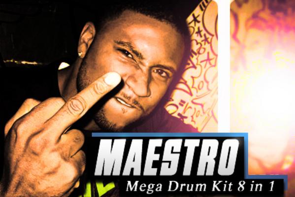 Pay for Maestro Mega Drum Kit ON SALE!!!!!