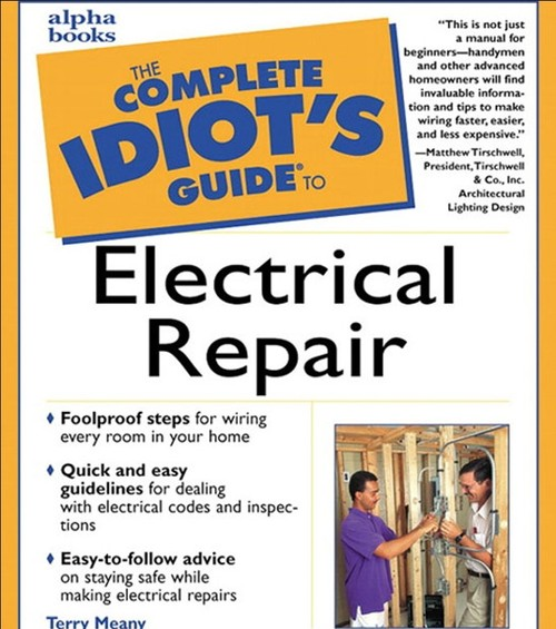 Pay for Electronics and Electrical Troubleshooting and Repair Handbo
