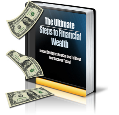 Pay for The Ultimate Steps to Financial Wealth