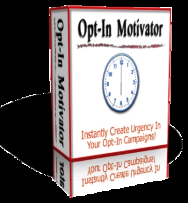 Pay for Opt In Motivator