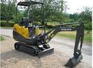 Thumbnail Volvo Ec13 Xr, Ec13 Xtv Excavator Service Parts Catalogue Manual Instant Download