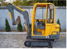 Thumbnail Volvo EC14 Compact Excavator Service Parts Catalogue Manual INSTANT DOWNLOAD SN 10151 - 21500, 21501 and up
