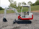Thumbnail Takeuchi TB125 Compact Excavator Service Parts Catalogue Manual Instant Download(SN: 12510010 and up)
