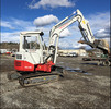 Thumbnail Takeuchi TB138FR Compact Excavator Service Parts Catalogue Manual Instant Download(SN: 13820001 and up)