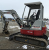 Thumbnail Takeuchi TB138FR Compact Excavator Service Parts Catalogue Manual Instant Download