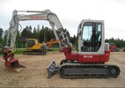 Thumbnail Takeuchi TB180FR Hydraulic Excavator Service Parts Catalogue Manual Instant Download(SN: 17840001 and up)