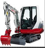 Thumbnail Takeuchi TB228 Mini Excavator Service Parts Catalogue Manual Instant Download(SN: 122800001 and up)