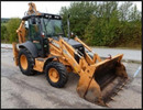 Thumbnail CASE 590SR Series 2 Backhoe Loader Service Parts Catalogue Manual Instant Download