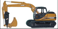 Thumbnail CASE CX130 Crawler Excavator Service Parts Catalogue Manual Instant Download