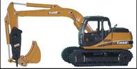 Thumbnail CASE CX130 Crawler Excavator Service Parts Catalogue Manual Instant Download