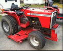 Thumbnail Massey Ferguson MF1010 MF1020 Tractor Service Repair Factory Manual Instant Download