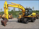 Thumbnail JCB JS130W JS145W JS160W JS175W AUTO TIER III WHEELED EXCAVATOR Service Repair Manual Instant Download