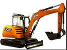 Thumbnail JCB 8056 Mini Crawler Excavator Service Repair Manual Instant Download