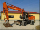 Thumbnail Hitachi Zaxis 210W Wheeled Excavator Service Repair Manual Instant Download