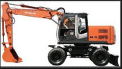 Thumbnail Hitachi Zaxis 210W-3 220W-3 Wheeled Excavator Service Repair Manual Instant Download