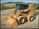 Thumbnail CASE 465 Skid Steer Loader Service Parts Catalogue Manual Instant Download