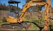Thumbnail CASE CX31B CX36B Mini Excavator Service Repair Manual Instant Download