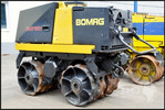 Thumbnail Bomag BMP851 Trench compactor Service Parts Catalogue Manual Instant Download SN101720031840-101720032377
