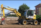 Thumbnail New Holland MH2.6 Midi Wheel Excavator Service Parts Catalogue Manual Instant Download